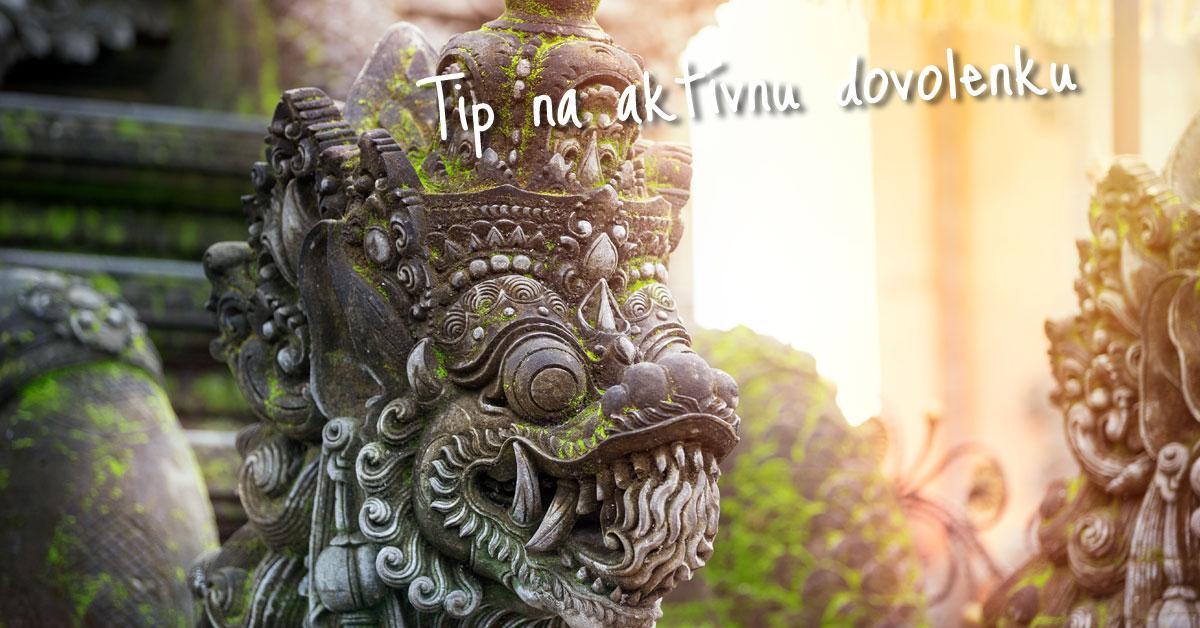Bali - zláka vás ostrov bohov i démonov?