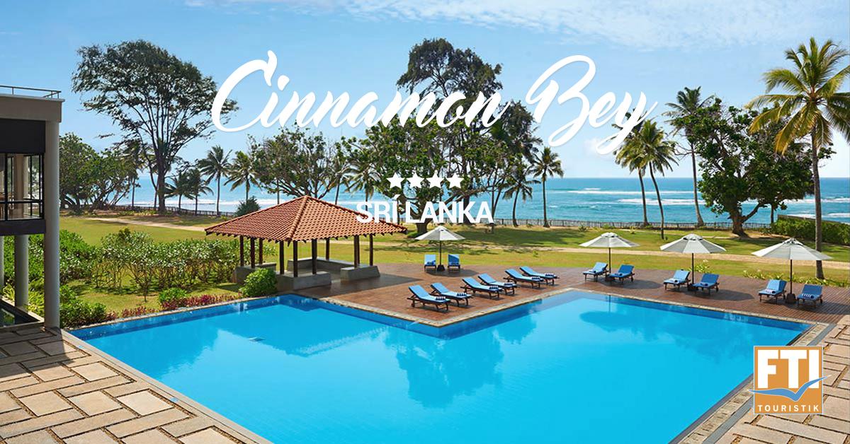 Cinnamon Bey - luxus na Srí Lanke s cenou, ktorá ti nedá spať!