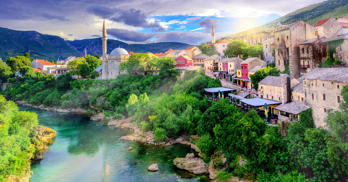 Dinárska cesta - objavte západný Balkán