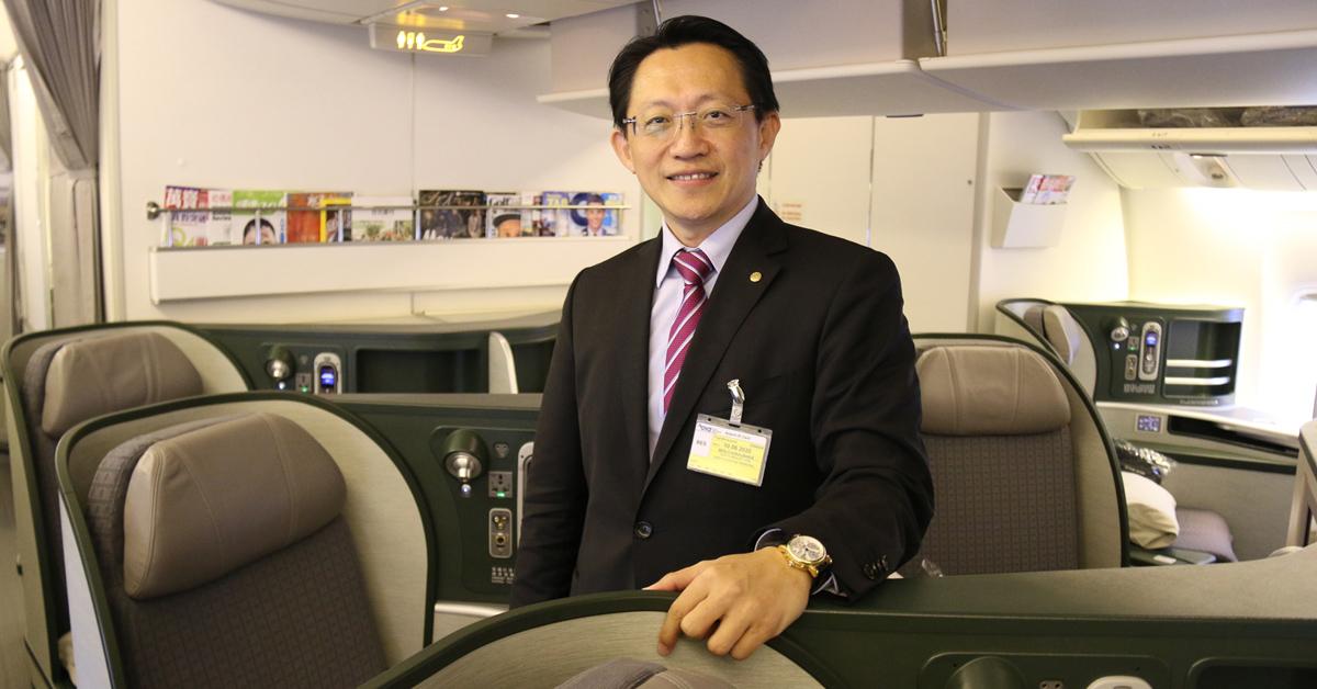 EVA Air nasádza na let Viedeň - Bangkok - Taipei nový Boeing