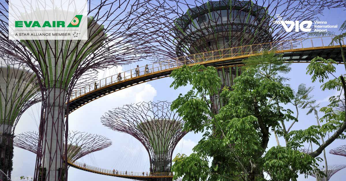 Singapur - miesto, kde budúcnosť nastala už dnes