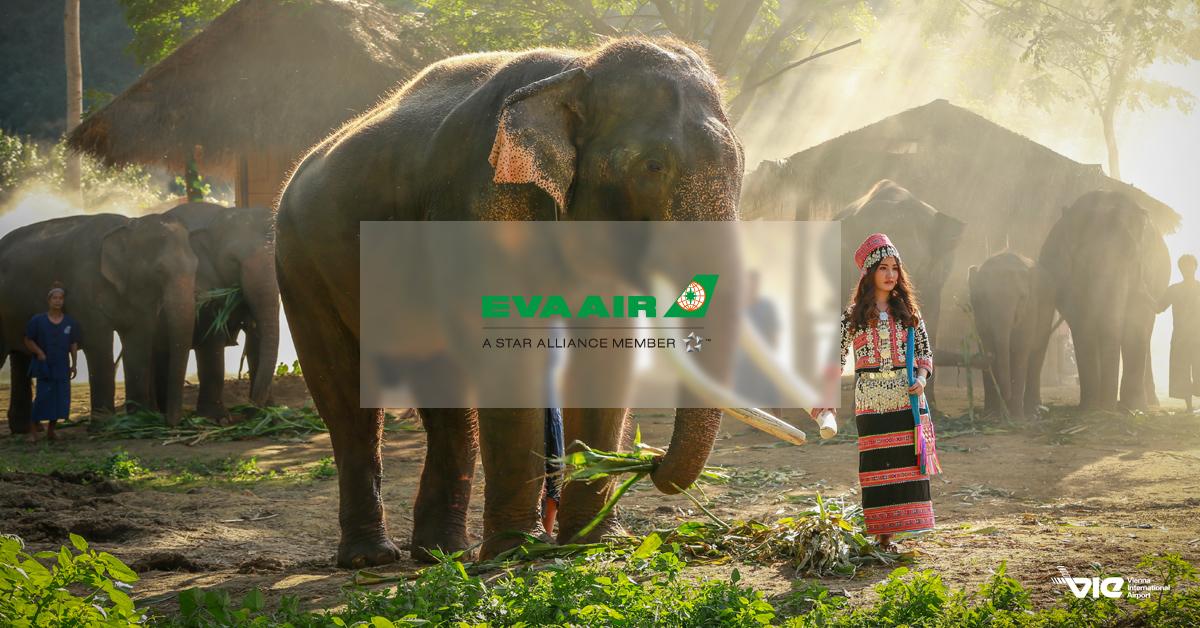 Prémiová dovolenka v Chiang Mai s EVA Air